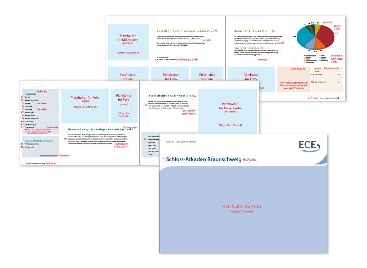 Referenzkunde ECE Template für Center-Broschüre 2