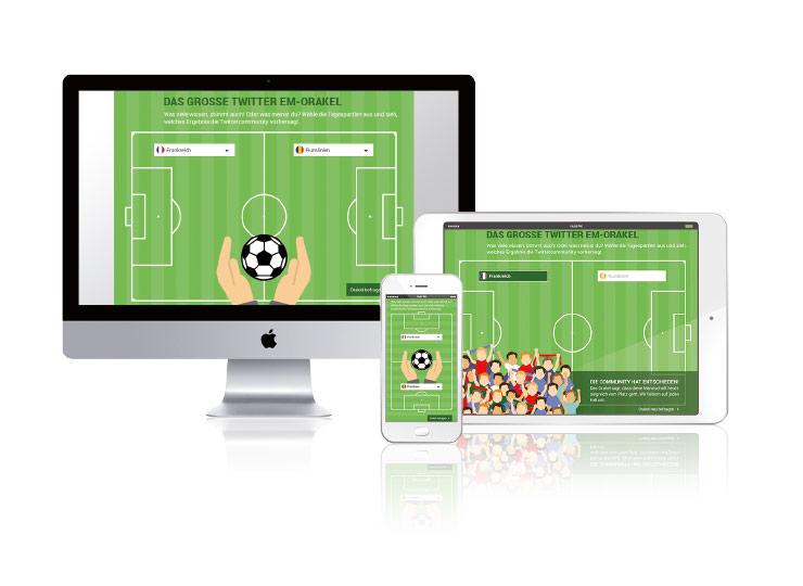 Referenzkunde GDS VR App EM-Orakel