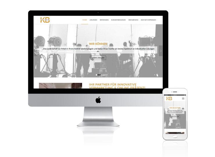 Referenzkunde KB VirtualDesign Online-Auftritt