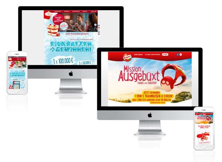Referenzkunde Baudek & Schierhorn Markenaktionen