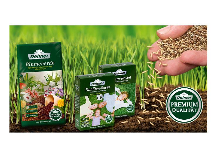 Referenzkunde Dehner Packaging Einführung Eigenmarke Premium