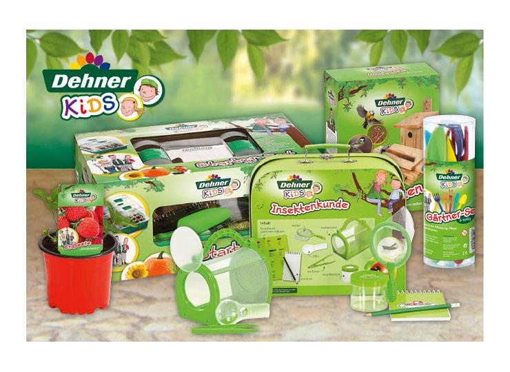 Referenzkunde Dehner Packaging Dehner Kids