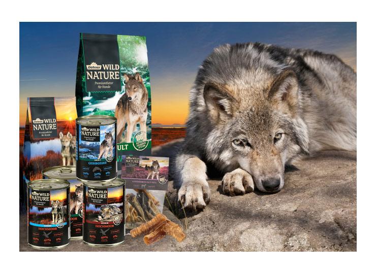 Referenzkunde Dehner Packaging Wild Nature